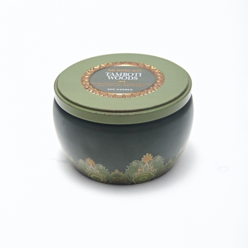 Best-selling Candle Tin Box Tin Packaging Box