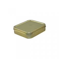 Tobacco Tin Box